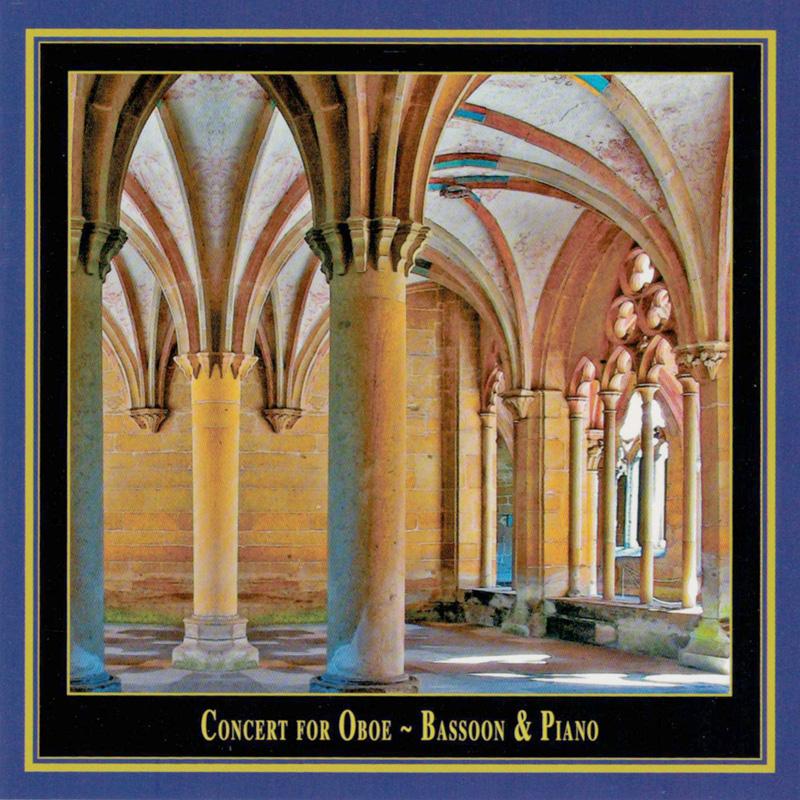 Cover: Konzert für Streichorchester, Flöte & Englischhorn